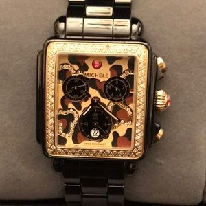 Michele Diamond Leopard
